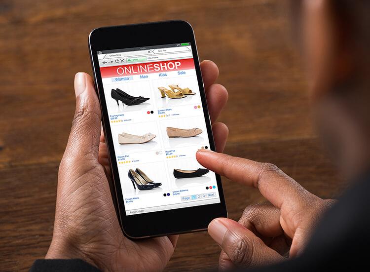 Services - E-commerce Store