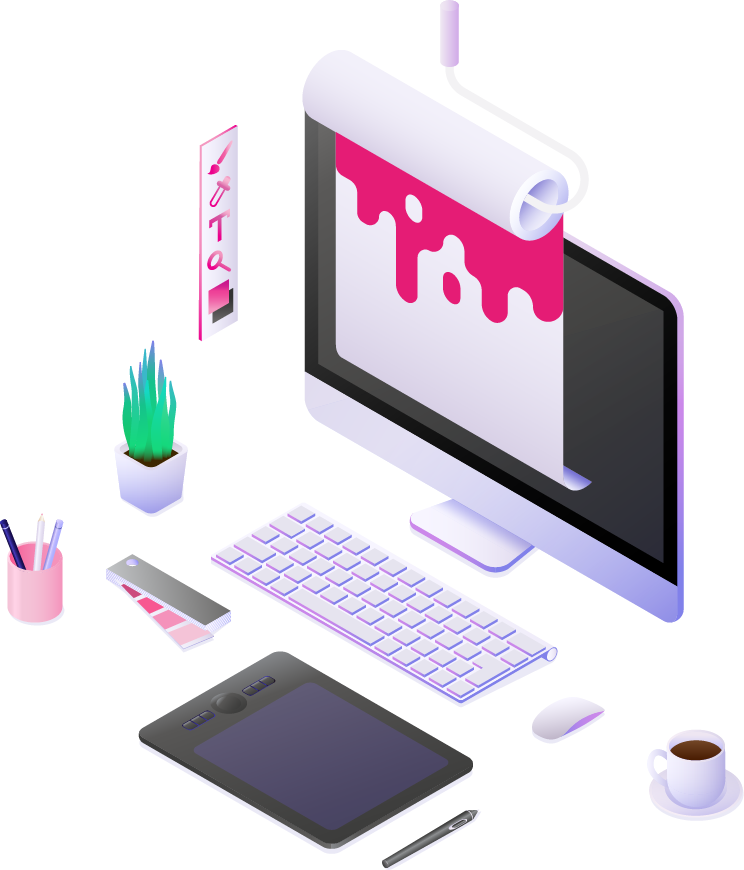 Graphic Design - Digital Media