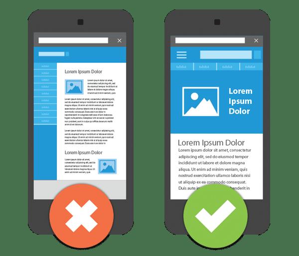 Website Development - Mobile Optimisation